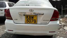 Toyota allion 2006 at 565k