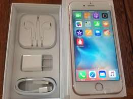 IPhone 6s plus for sale 64gb in box original