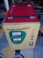 A month old Stablizer for sell,5000 Voltage working very fine