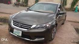 Lagos Registered Honda Accord