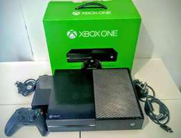 Xbox One 500GB Console. Awesome Condition (Trade In Your Xbox 360!)
