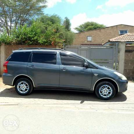 Toyota wish good condition accident free wel maintained Nairobi West - image 2