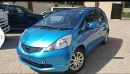 Honda fit with moonview