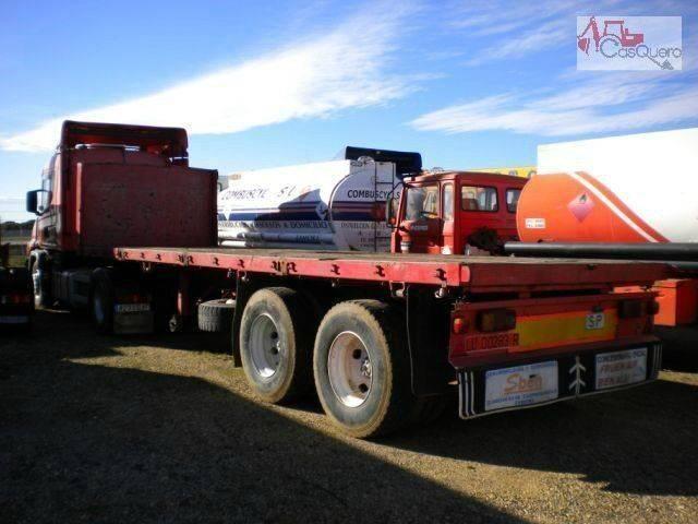 Frühauf EPB FA2IP 130  platform truck - 2019