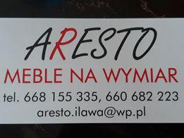 Iława Meble Na Wymiar Kuchenne łazienkowe Szafy Przesuwane