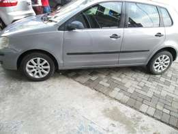 2007 polo 1.4 in excellent condition.