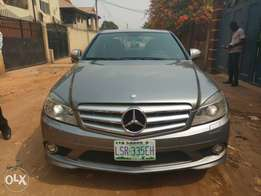 Neatly used Mercedes-Benz C300 4matic just few months used & like tks
