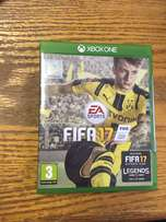 Fifa 17 Xbox One game to trade