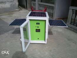 1.1KVA Generator now at 370,000. This is promo in a ground state.
