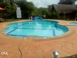 We Build Swimming Pools & Luxury Tented Camps