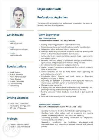 Commercial / Residential Property Manager