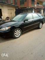 Nigerian used Toyota camry XLE v6 2006model