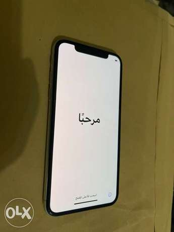 Iphone XS - 64 GB - White color