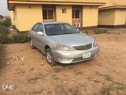 Toyota Camry 2004 in perfect condition