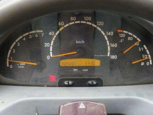 Mercedes Benz Sprinter 413 Cdi Kasten 2002 For Sale Tradus