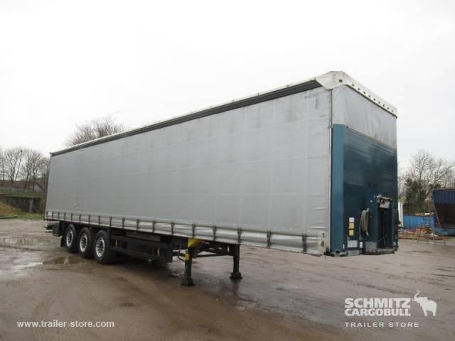 Schmitz Cargobull Auflieger Schiebeplane Standard - 2013