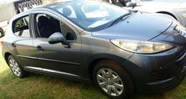 CLEARANCE SALE!!! 2010 ONE OWNER Peugeot 207, 1.4i for sale
