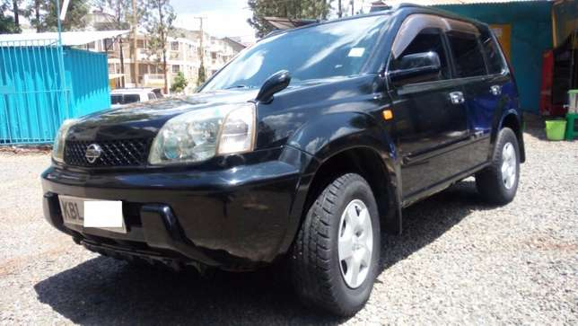 Nissan Xtrail KBL (WITH NEW ENGINE, new suspension) for Quick Sale Nairobi CBD - image 1