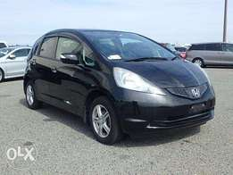 Honda Fit clean