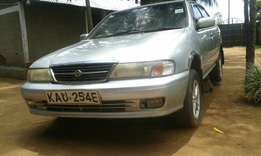 Selling a clean b14 Nissan sunny automatic transmission with perfect e