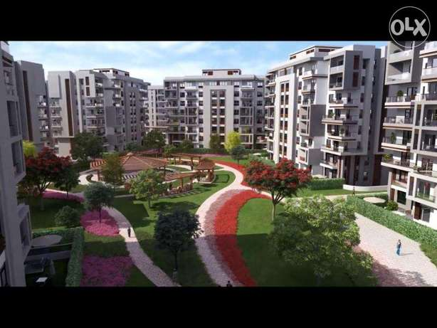 3 beds apartment in Bluevert directly on the green river - New Capital