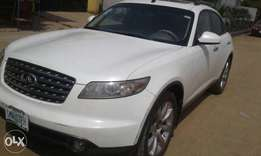 CLEAN used Infiniti FX 45 for sale