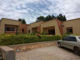 A two bedroom house for rent at agenda Kyaliwajala