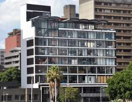 Braamfontein Studio Flat in Iconic Building