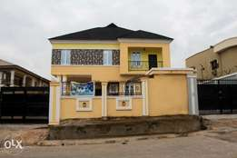 5bedroom furniahed Detached Duplex with BQ with c/o