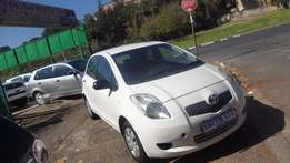 2008 model toyota yaris T3 used cars for sale in johannesburg