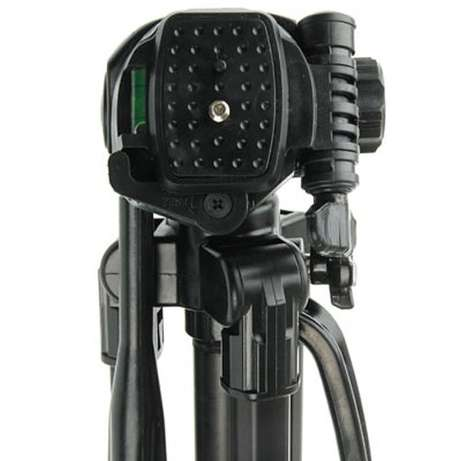 DIGIPOD TR-553 Traveler Camera Tripod 130cm with 3-Way Panoramic Head Westlands - image 4