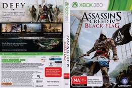Used Assassin's Creed IV: Black Flag for Xbox 360