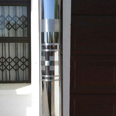 stainless pillar covers and guters installer Ekangala - image 5