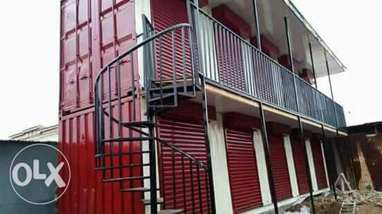 20ft and 40ft CONTAINERS with proper documentation available Nairobi CBD - image 1