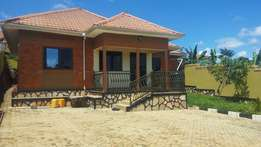 Namugongo three bedroom house for sale