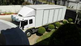 Long distance movers to Gauteng kzn limpopo Northwest Freestate WC EC