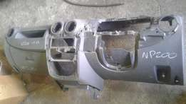 Nissan NP200 dashboard for sale