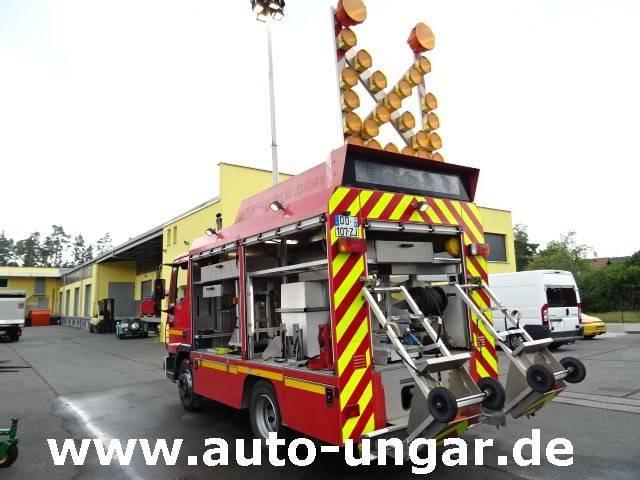 Iveco 80e17 Eurocargo Feuerwehr Euro 3 Wassertank Leucht - 2006