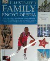 Illustrate family encyclopedia 16 vol set