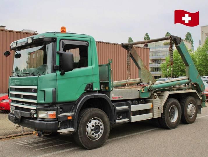 Scania P124 - 2002