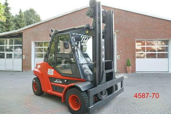 Linde H 80 D 900 - 2012 - image 6