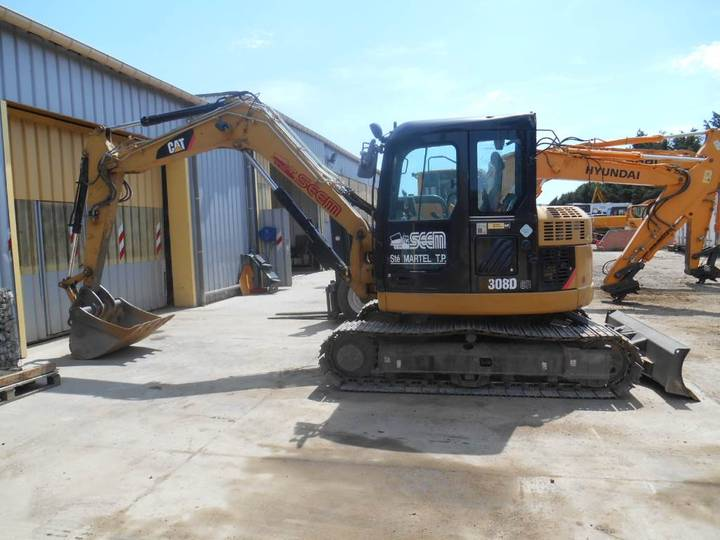 Caterpillar 308 D Cr - 2010