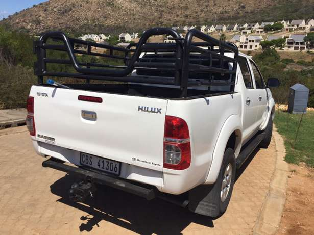 Toyota Hilux Double Cab Hunting Rail Frame Mossel Bay - image 3