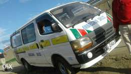 Matatu on sale only 620,000