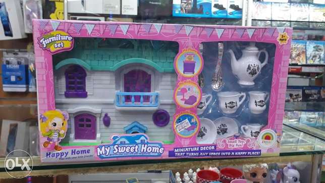 Sweet home toys for sale