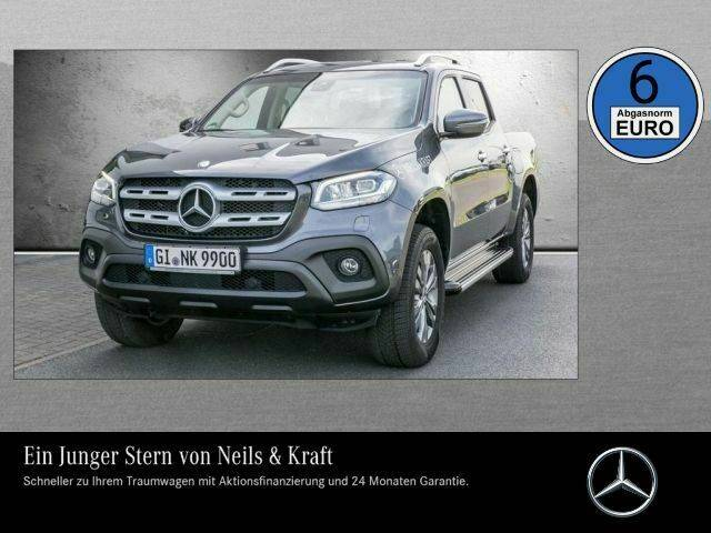 Mercedes-Benz X 250d 4MATIC PROGRESSIVE EDITION +AHK+NAVI+ - 2017