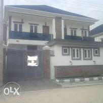 4 bedroom duplex with bq for rent at Osapa Lekki