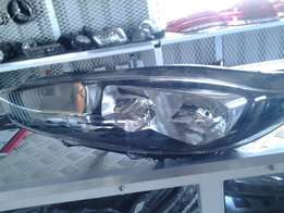 Ford fiesta headlights good condition