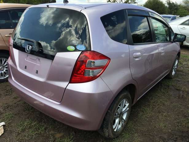 Honda Fit Woodly - image 6