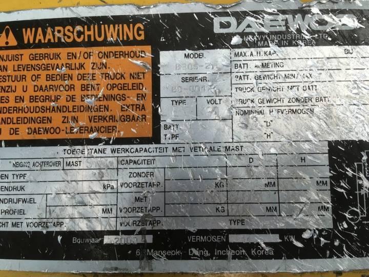 Daewoo D30-6 - 2000 - image 12